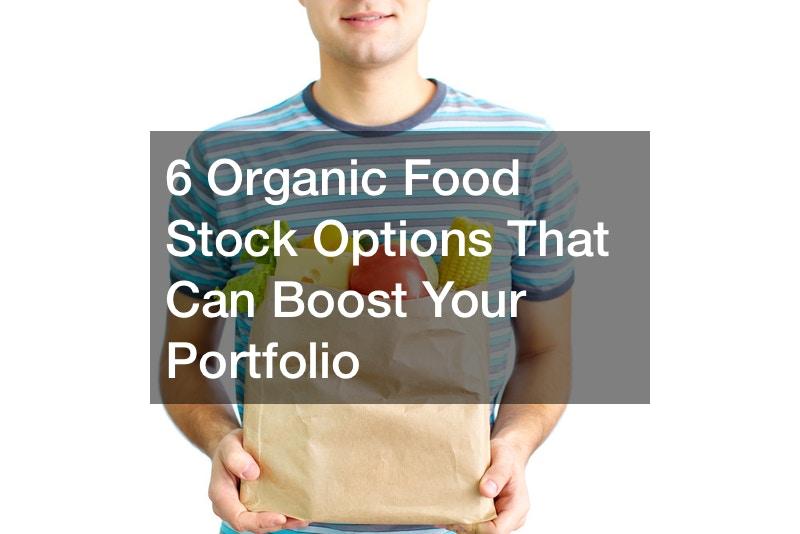 best organic food stocks